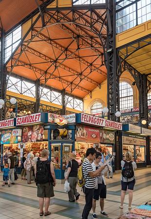 Budapest - Great Market Hall