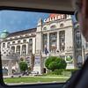 Budapest - Gellert Hotel next to the spa