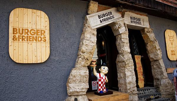 Szentendre - Big Boy in Hungary?