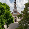 Budapest - Lutheran Church in Buda Castle