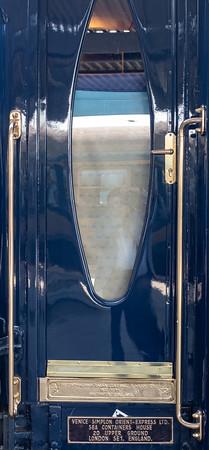 Orient Express - Budapest station