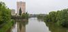 Orient Express - Meuse River, NE of Paris near the Belgium border
