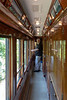 Orient Express - cabins and hallway