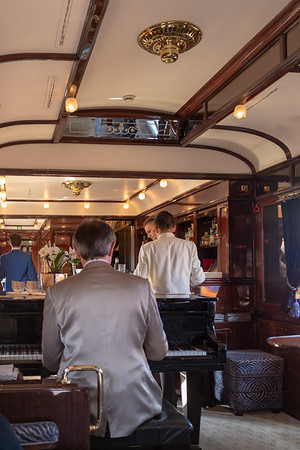 Orient Express - bar car