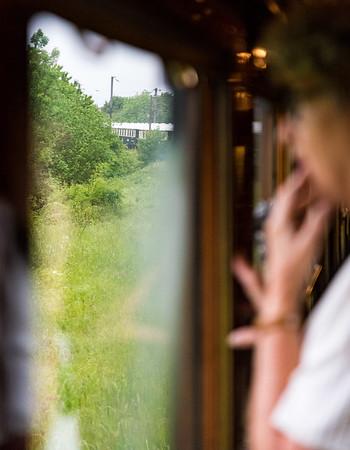 DAY 17:  Orient Express, Paris tour