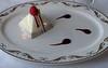 Orient Express - dessert at lunch