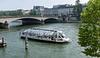 Paris, walk back to Esprit Hotel