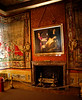 Vaux-le-Vicomte - tapestries gave warmth to a cold room