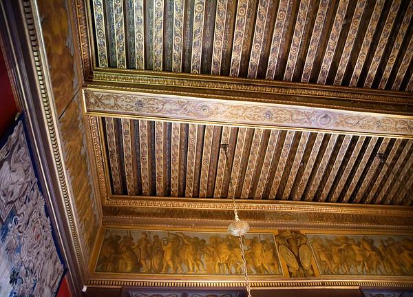 Vaux-le-Vicomte - Square Chamber