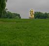 Vaux-le-Vicomte - Hercules statue