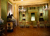 Vaux-le-Vicomte - King's Room, statue of Louis XIV