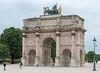 Paris - Arc de Triomphe du Carrousel