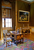 Vaux-le-Vicomte - mid-1600s desk and furniture