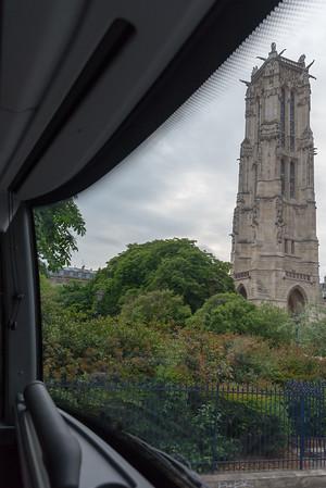 Paris - Saint-Jacques Tower