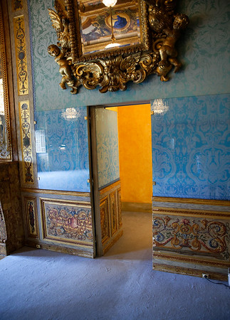 Vaux-le-Vicomte - Chamber of the Muses