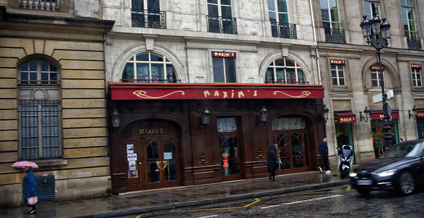 Paris - Maxim's