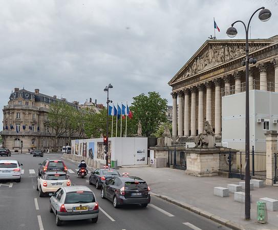 Paris - National Assembly