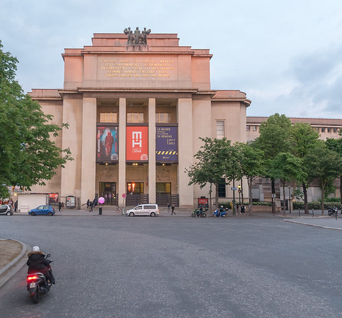 Paris - Chaillot National Theater