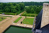 Vaux-le-Vicomte - view from the top
