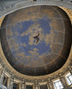 Vaux-le-Vicomte - unfinished ceiling