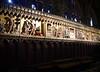 Notre Dame, wood carvings