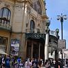 Prague - The Municipal House, housing the Smetana concert hall
