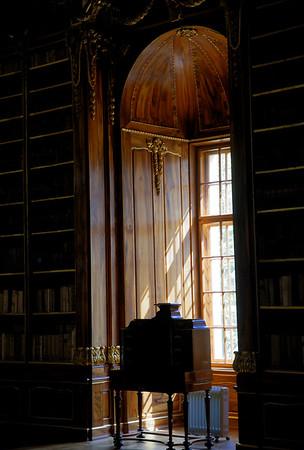 Strahov Library Philosophical Hall
