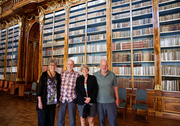 Strahov Library Philosophical Hall, Suzanne Richard Amy Terry