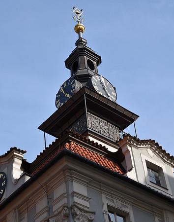 Prague - The Jewish Town Hall