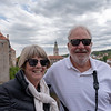 cesky Krumlov - Amy and Terry
