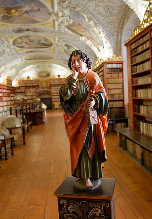 Strahov Library, Theological Hall, toothache
