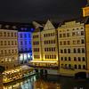 Prague - walk back from Coda