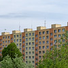Ceske Budejovice - Russian era apartments