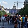 Prague - Street scene