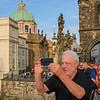 Prague - Walk to Coda restaurant