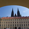 Prague Castle, St. Vitus Church behind