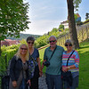 St. Wenceslas Vineyard - Michelle, Suzanne, Terry, Amy