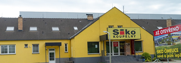 OK - What would you be buying if you walked into Siko Koupelny?