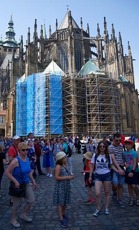 St. Vitus renovations