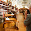 Strahov Library, Theological Hall, book wheel
