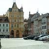 Ceske Budejovice - architecture