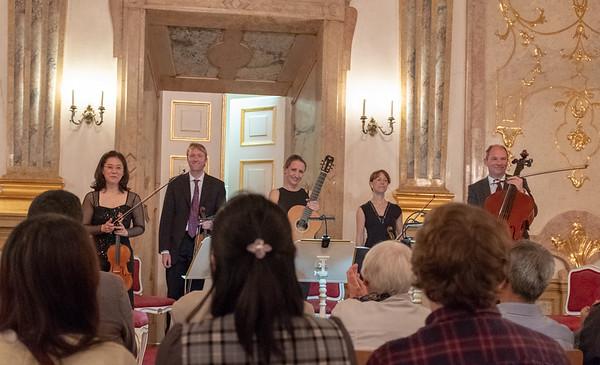 Salzburg - Concert at Mirabell