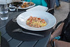 Weiher Wirt restaurant - Crawfish pasta