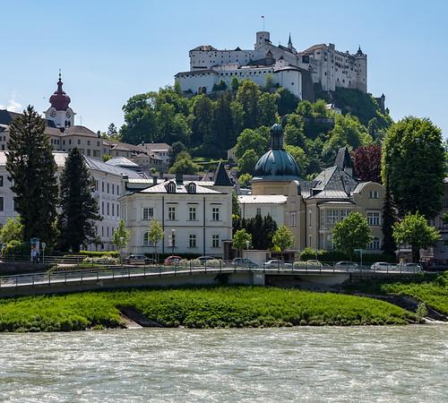 Salzburg, Hohensalzberg Fortress
