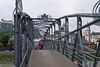 Salzburg - Mozart bridge, 1903