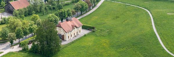 Hohensalzburg Fortress, Salzburg - view