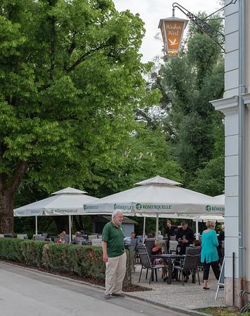 Weiher Wirt (Pond Host) restaurant