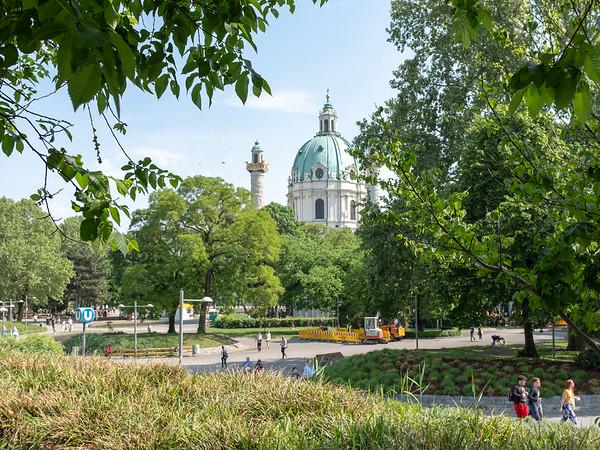 Vienna - Afternoon walk