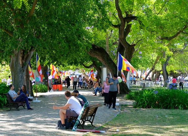 Lisbon Portugal - Belem Garden