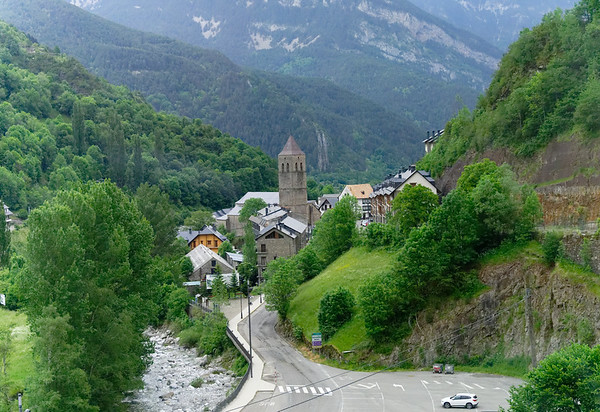 Bielsa Aragon Spain